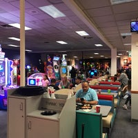 Photo taken at Chuck E. Cheese's by Taza A. on 3/11/2017