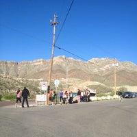 Photo taken at McKelligon Canyon by Dionika W. on 10/12/2013