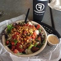 Photo taken at Freebirds World Burrito by Jaclynn S. on 9/27/2013