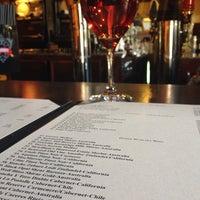 Photo taken at The Wine Cellar Wine & Mezza Bar by Jaclynn S. on 2/14/2014