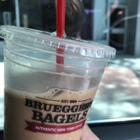 Photo taken at Bruegger's by Jesse C. on 8/5/2017