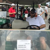Photo taken at Cavaliers Country Club by Jesse C. on 8/21/2017