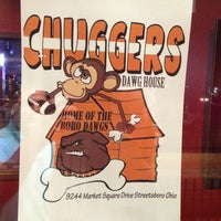 Photo taken at CHUGGERS BAR & GRILLE by Joseph T. on 8/16/2013