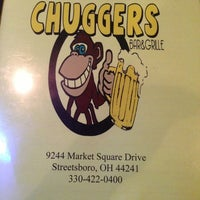 Photo taken at CHUGGERS BAR & GRILLE by Joseph T. on 8/13/2013