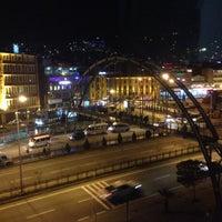 Photo taken at Giresun Oteli by Ümit K. on 11/16/2013