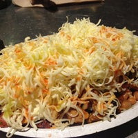 Photo taken at Chipotle Mexican Grill by Anthony R. on 4/3/2013