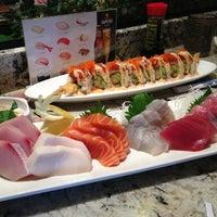 Photo taken at Satsuma Sushi by Josh W. on 5/20/2013