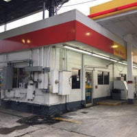 Photo taken at Shell by Elaine C. on 2/9/2018