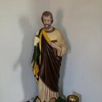 Photo taken at Santuário Mãe, Rainha e Vencedora Três Vezes Admirável de Shoenstatt by Rogerio C. on 8/16/2013