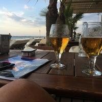 Photo taken at Chiringuito de la Mar Bella by fraan L. on 7/22/2016