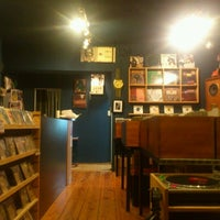 Photo taken at Root Down Records by malilin o. on 5/2/2013