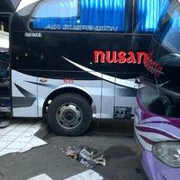 Photo taken at Terminal Terboyo Semarang by Tri A. on 8/10/2014
