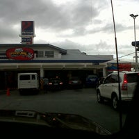 Photo taken at Petron Service Station by Krysha S. on 9/29/2012