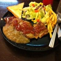 Photo taken at Pk.steak by Semper F. on 10/12/2014