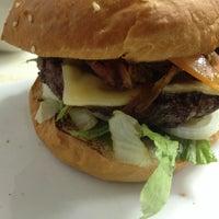 Photo taken at Caracas Burger & Bakery by Daniel O. on 12/5/2013