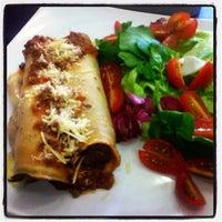 Photo taken at Bella Café by Gioiella on 8/7/2013