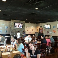 Photo taken at The Hub Grill And Bar by Marc L. on 6/6/2013