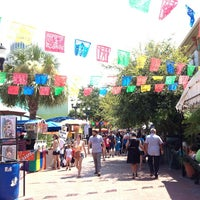 Photo taken at Historic Market Square San Antonio by Zoe L. on 9/3/2013