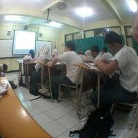 Photo taken at SMA Negeri 5 Bandung by gusti i. on 10/30/2013