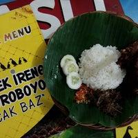 """Photo taken at Bebek Ireng Suroboyo """"Cak Baz"""" by Dodi D. on 11/24/2013"""