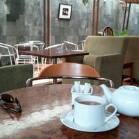 Photo taken at Aprilia Coffee and Pastry by Dodi D. on 3/20/2014