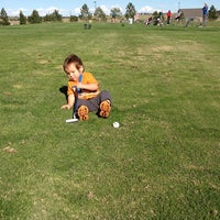 Photo taken at Heritage Eagle Bend Golf Club by Bert F. on 9/17/2013