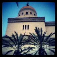 Photo taken at Shrine Auditorium & Expo Hall by Christy B. on 6/27/2013
