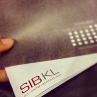 Photo taken at SIB KL by Darren T. on 11/16/2013