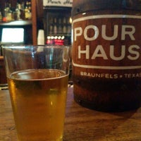Photo taken at The Pour Haus by Jonathan S. on 4/1/2017