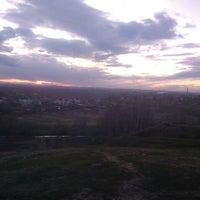 Photo taken at Склон Магес by Oleg G. on 4/23/2016