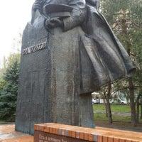 Photo taken at памятник чуйкову by Oleg G. on 4/23/2017