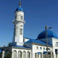 Photo taken at Белая Мечеть by Oleg G. on 4/24/2017