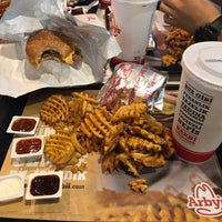 Photo taken at Arby's by Emre on 6/27/2017