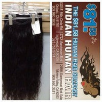Photo taken at $81.58 Human Hair Company by 8158 Human H. on 8/6/2013