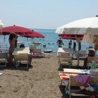Photo taken at Villammare by Marco M. on 8/7/2013