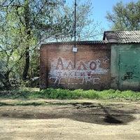 Photo taken at Завод Желдормаш by Максим Н. on 5/8/2013