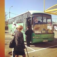 Снимок сделан в Автостанция «Новоясеневская» пользователем Максим Н. 4/29/2013