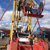 Photo taken at Tanana Valley State Fair Assoc by J. L. on 8/7/2014
