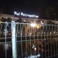 Photo taken at Mal Metropolitan by Ika A. on 8/13/2013