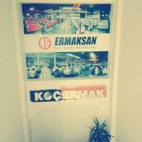 Photo taken at Koçermak Makina Metal Gıda San. Tic. Ltd. Şti. by Orkun ş. on 9/3/2014