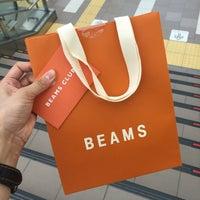 Photo taken at BEAMS by じゅうなな ダ. on 8/15/2016