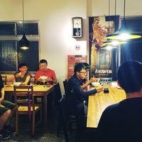 Photo taken at 六村麵食館-基礎麵食Na's kitchen by Rockcatttt on 8/12/2016