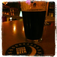Photo taken at Silver Moon Brewing & Tap Room by Alice S. on 8/31/2013