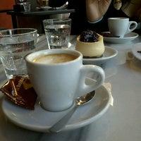 Photo taken at Tienda de Café by Mónica B. on 8/6/2013