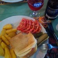 Photo taken at Deniz Restaurant by Mahmut T. on 8/26/2015