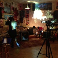Photo taken at Trailerspace Records by Jeremy C. on 2/3/2013