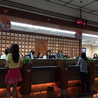 Photo taken at Bangkok Bank by Apple U. on 3/10/2014