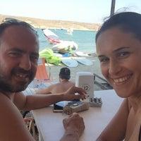 Photo taken at Alaçatı Surf Paradise Club by Zerrin on 8/31/2018