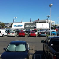 Photo taken at Future Ford Lincoln of Roseville by Ashley B. on 8/26/2013