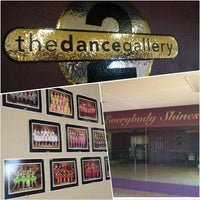 Photo taken at Dance Gallery 2 by Ashley B. on 8/28/2013